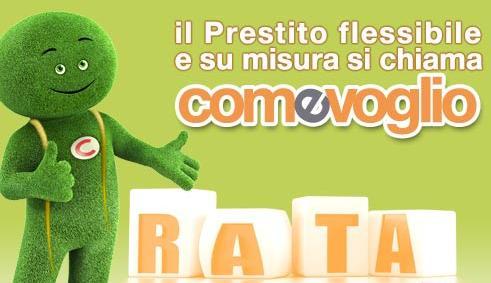 Findomestic: prestito personale Come Voglio Agosto 2013  PrestitiDipendenti.biz  Confronto e ...