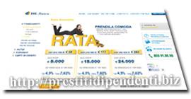 Promozione Rata Bassotta sui prestiti con CQS di IBL Banca