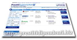 PrestitiSupermarket.it: analisi del motore di ricerca e confronto prestiti