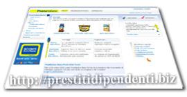 Prestiti postali: dal sito Internet di Poste Italiane