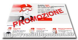 Duttilio Fast di Agos Ducato: analisi del prestito veloce in promozione on-line