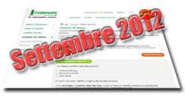 Prestiti CQS di Findomestic Banca-Bieffe5 in promozione a Settembre 2012