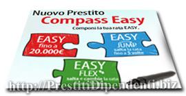 Prestito Compass Easy: analisi di tassi e condizioni