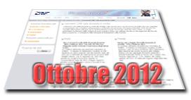 Barometri CRIF Ottobre 2012: statistiche su prestiti e mutui ipotecari