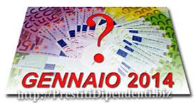 Confronto offerte prestiti personali di Gennaio 2014: i migliori finanziamenti online