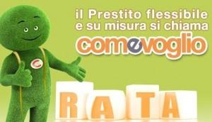 Prestito personale Findomestic Banca Come Voglio - Offerta Agosto 2014