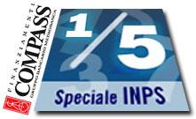 Logo Cessione del Quinto della Pensione INPS di Compass