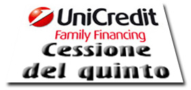 Logo Cessione del Quinto Unicredit Family