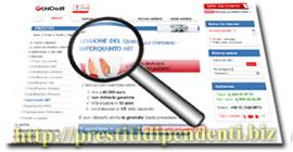 Analisi di SuperQuinto MEF di UniCredit SpA: cqs per dipendenti pubblici