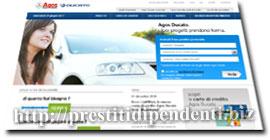 Offerta prestiti Agos Ducato in promozione a Giugno 2011