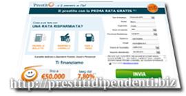 Conafi Prestitò: promozione prestiti con cessione del quinto con prima rata gratis Agosto Settembre 2013